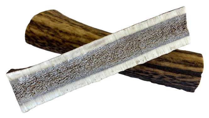bois de cerf split chew s 1 pice