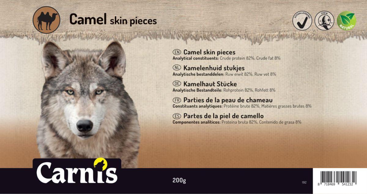 camel skin pieces 5 x 200g