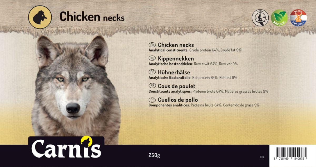 cous de poulet 5 x 250g