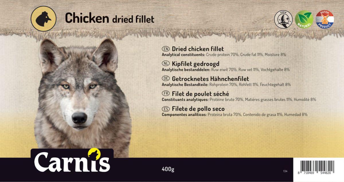 filet de poulet sch 5 x 400g