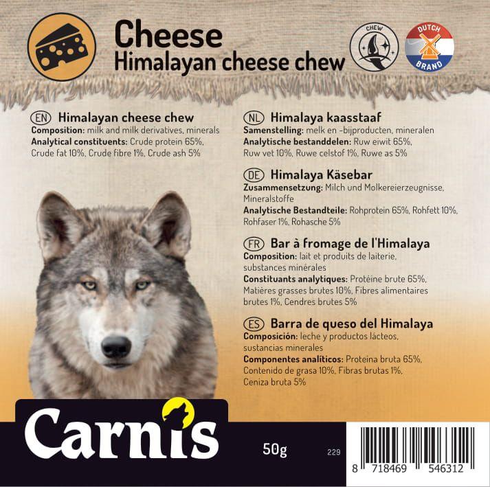 himalayan cheese chew 5 x 50g