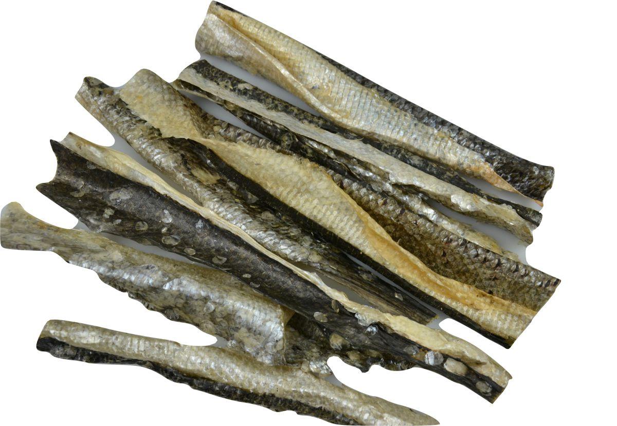 lanires de peau de saumon 5 x 150g