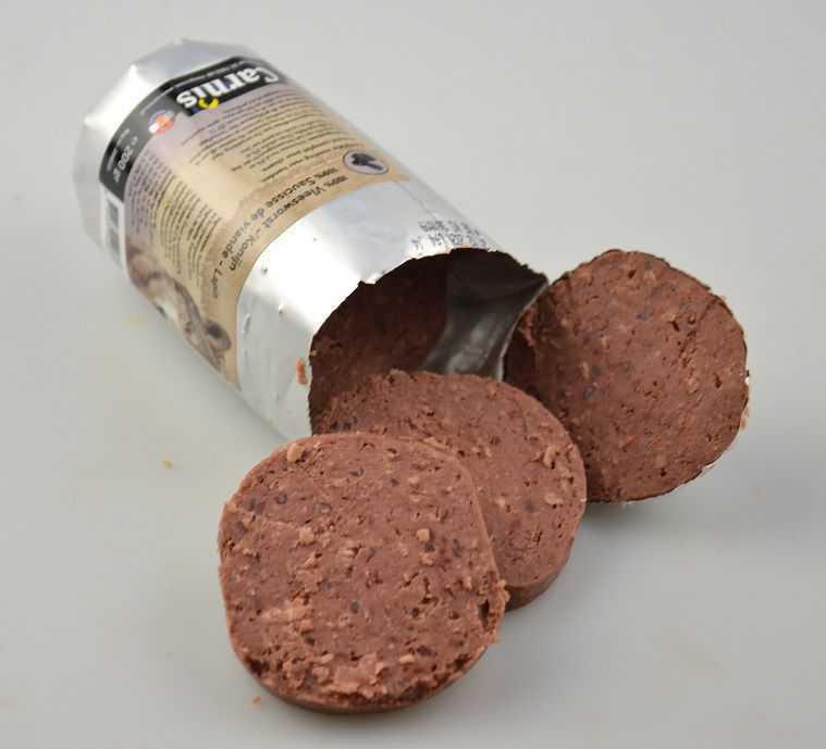 saucisse de viande lapin 24 x 400gr