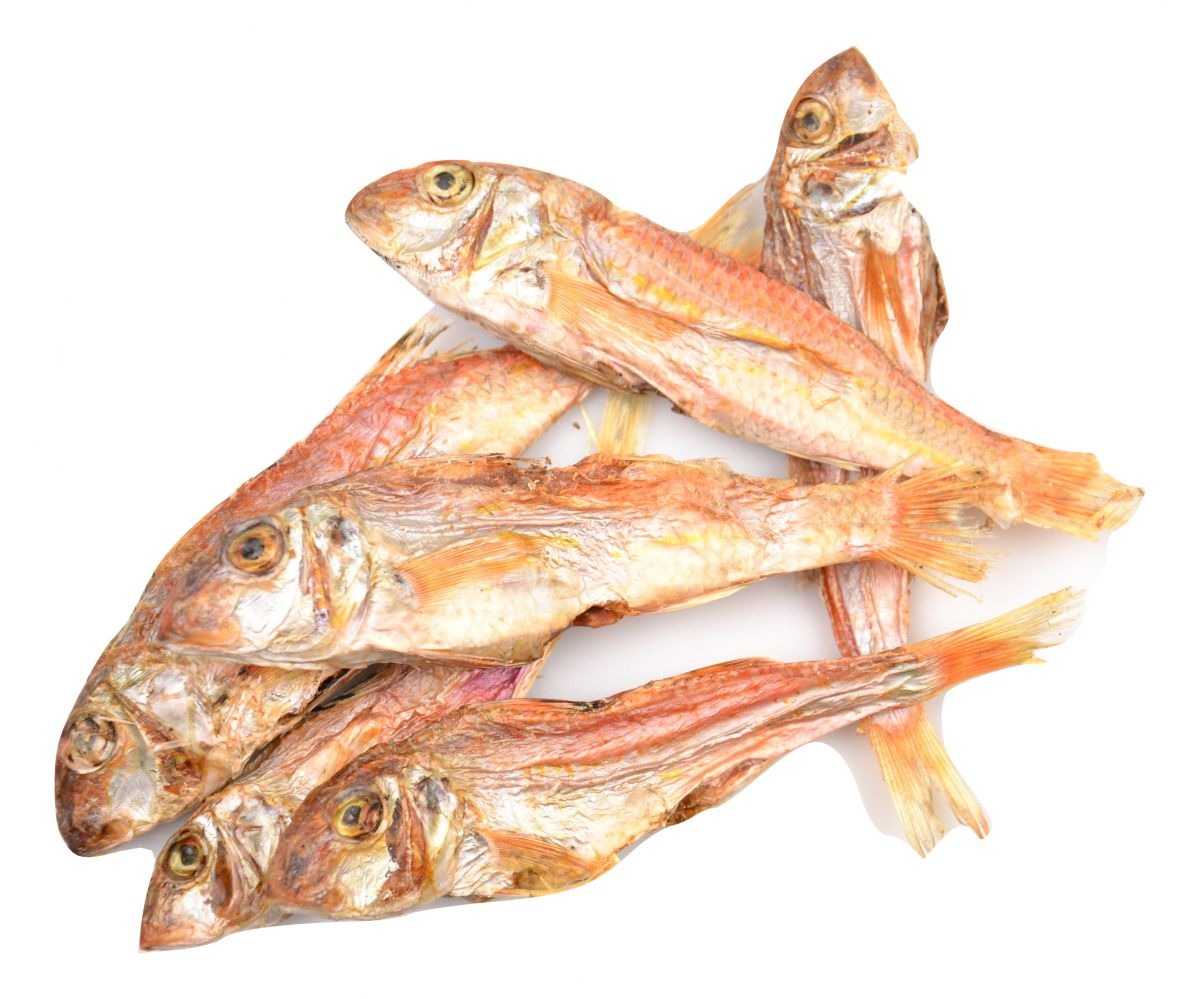 striped red mullet 5 x 100g seasonal